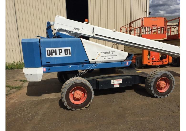 GENIE BOOM LIFT 47 FT SNORKEL