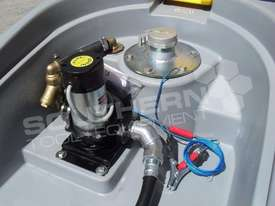 Diesel Fuel Trailer 800L Lockable with 12V pump TFPOLYDT  - picture5' - Click to enlarge