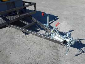 Diesel Fuel Trailer 800L Lockable with 12V pump TFPOLYDT  - picture10' - Click to enlarge