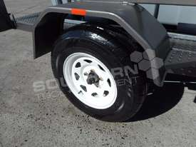 Diesel Fuel Trailer 800L Lockable with 12V pump TFPOLYDT  - picture11' - Click to enlarge