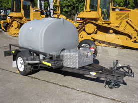 Diesel Fuel Trailer 1200L Fully Mine Spec with Battery Kits TFPOLYDT  - picture0' - Click to enlarge