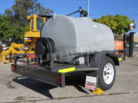 Diesel Fuel Trailer 1200L Fully Mine Spec with Battery Kits TFPOLYDT  - picture1' - Click to enlarge