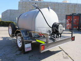 Diesel Fuel Trailer 1200L Fully Mine Spec with Battery Kits TFPOLYDT  - picture2' - Click to enlarge