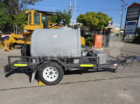 Diesel Fuel Trailer 1200L Fully Mine Spec with Battery Kits TFPOLYDT  - picture3' - Click to enlarge