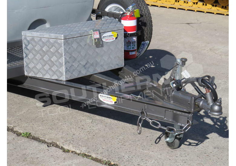 Diesel Fuel Trailer 1200L Fully Mine Spec with Battery Kits TFPOLYDT