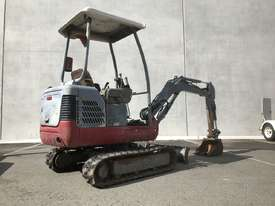 Takeuchi TB016 1.6t Cheap Mini Excavator 534 - picture1' - Click to enlarge