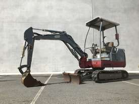 Takeuchi TB016 1.6t Cheap Mini Excavator 534 - picture2' - Click to enlarge