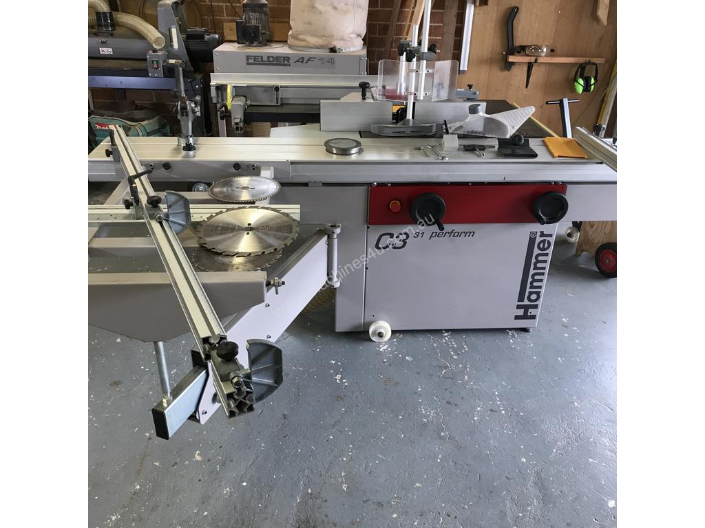 Used 2013 felder HAMMER C3 - 31 Combination Machine in