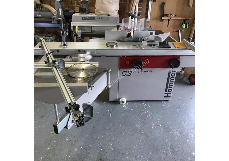 Used 2013 felder HAMMER C3 - 31 Combination Machine in , - Listed on
