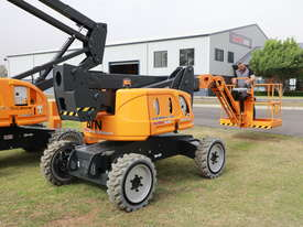 ATN Zebra 12 - 12m 4WD Diesel Knuckle Boom - picture1' - Click to enlarge