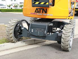 ATN Zebra 12 - 12m 4WD Diesel Knuckle Boom - picture2' - Click to enlarge