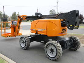 ATN Zebra 12 - 12m 4WD Diesel Knuckle Boom - picture8' - Click to enlarge