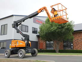 ATN Zebra 12 - 12m 4WD Diesel Knuckle Boom - picture9' - Click to enlarge