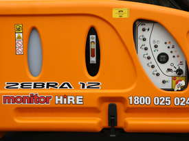 ATN Zebra 12 - 12m 4WD Diesel Knuckle Boom - picture10' - Click to enlarge