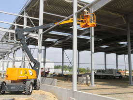 ATN Zebra 12 - 12m 4WD Diesel Knuckle Boom - picture16' - Click to enlarge