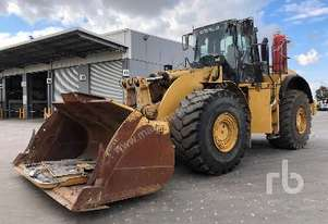 Caterpillar   980H Wheel Loader