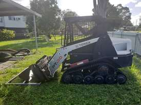 Terex Pt30 Posi Track Bobcat - picture0' - Click to enlarge