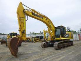 Komatsu HB335LC-1 Tracked-Excav Excavator - picture0' - Click to enlarge