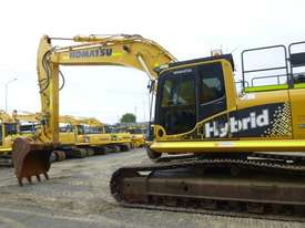 Komatsu HB335LC-1 Tracked-Excav Excavator - picture1' - Click to enlarge