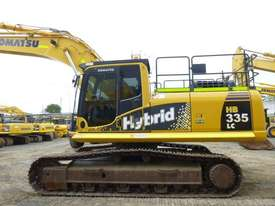 Komatsu HB335LC-1 Tracked-Excav Excavator - picture2' - Click to enlarge