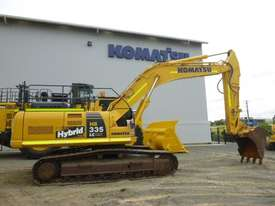 Komatsu HB335LC-1 Tracked-Excav Excavator - picture3' - Click to enlarge