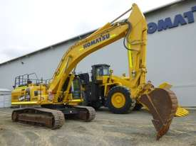 Komatsu HB335LC-1 Tracked-Excav Excavator - picture4' - Click to enlarge