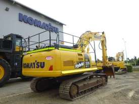 Komatsu HB335LC-1 Tracked-Excav Excavator - picture5' - Click to enlarge