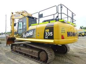 Komatsu HB335LC-1 Tracked-Excav Excavator - picture7' - Click to enlarge