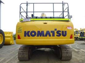 Komatsu HB335LC-1 Tracked-Excav Excavator - picture8' - Click to enlarge