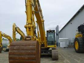 Komatsu HB335LC-1 Tracked-Excav Excavator - picture16' - Click to enlarge