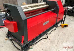 In stock! Akyapak ASM-S 170-15-7 Plate Rolls. 8mm x 1600mm capacity. Premium quality.