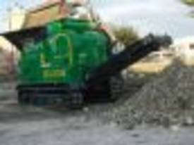 4825 JAW CRUSHER MOBILE TRACK 4 TONNE REMOTE - picture8' - Click to enlarge