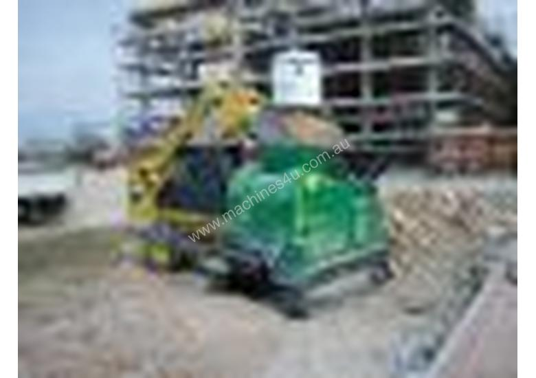 4825 JAW CRUSHER MOBILE TRACK 4 TONNE REMOTE