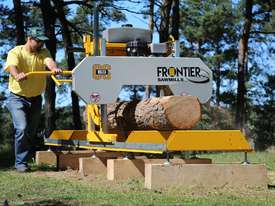 FRONTIER OS23 SAWMILL WITH 7�HP (250CC) BRIGGS (RECOIL START) ENGINE - picture0' - Click to enlarge