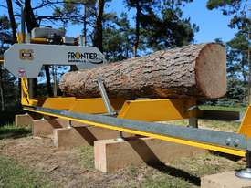 FRONTIER OS23 SAWMILL WITH 7�HP (250CC) BRIGGS (RECOIL START) ENGINE - picture2' - Click to enlarge