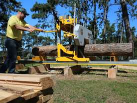 FRONTIER OS23 SAWMILL WITH 7�HP (250CC) BRIGGS (RECOIL START) ENGINE - picture3' - Click to enlarge