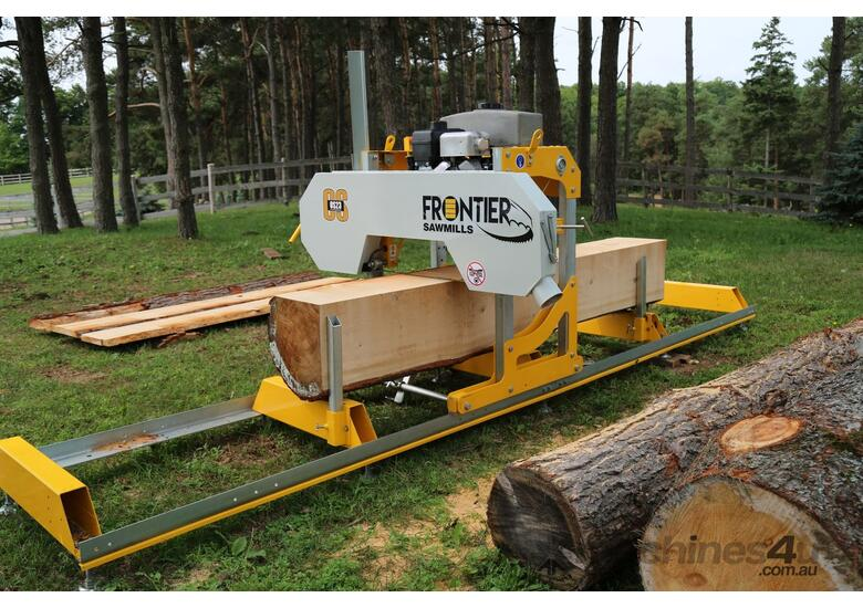 FRONTIER OS23 SAWMILL WITH 7�HP (250CC) BRIGGS (RECOIL START) ENGINE