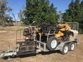 Vermeer S800TX Mini Skid Steer Track Loader - Complete Contractors Package! Start Work Today! - picture0' - Click to enlarge
