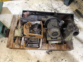TOS 2UD P2 500 Universal Cylindrical Grinder - picture3' - Click to enlarge