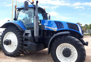 New Holland T8.410 FWA/4WD Tractor