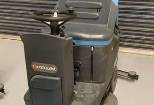 Conquest Equipment Ride on Electric Scrubber