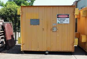 Flammable Goods Storage Container