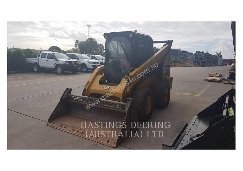 CATERPILLAR 262DLRC Skid Steer Loaders