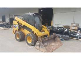 CATERPILLAR 262DLRC Skid Steer Loaders - picture0' - Click to enlarge
