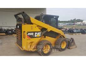 CATERPILLAR 262DLRC Skid Steer Loaders - picture1' - Click to enlarge