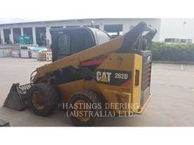 CATERPILLAR 262DLRC Skid Steer Loaders - picture2' - Click to enlarge