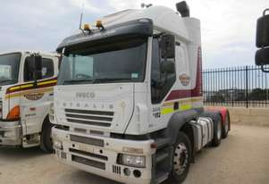 2007 IVECO STRALIS AT 505 PRIME MOVER