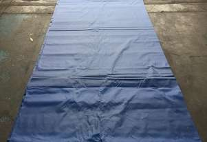 Plastic Tarp Protection Cover x 30 Meter Rolls