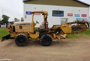 Trencher - Vermeer 1250 large Wheeled Ride on trencher.