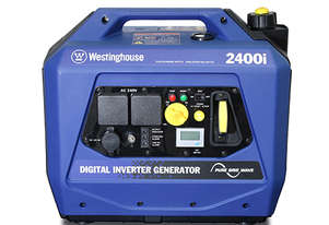 GENERATOR INVERTER 2400WATT 2X15A OUTLET